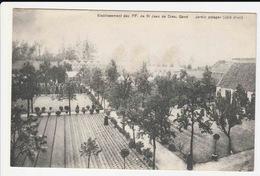Gand - Etablisement Des FF De St Jean De Dieu / Jardin Potager - Cote Droit - Gent