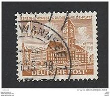 Berlin, 1949, Mi.-Nr. 43, Gestempelt - Gebraucht
