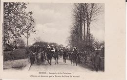 17 BOISSE -- Environs De MARSAIS -- Souvenir De La Cavalcade Très Animée - France