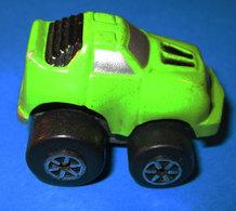 CAR GREEN 3 CM. - Collectors E Strani - Tutte Marche