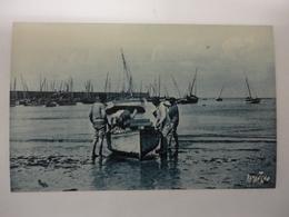 L'HERBAUDIERE LE PORT RAMUNTCHO N°7372 - Ile De Noirmoutier