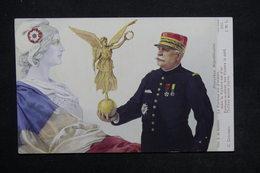 MILITARIA - Carte Postale - Patriotique - La Fortune Est D'Argent Mais La Victoire Est D'Or - L 24308 - Patriotiques