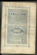 Histoire D'Angleterre Par Olivier Goldsmith Traduction De Mme Alexandrine Aragon - Libri, Riviste, Fumetti