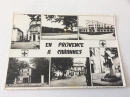 § RARE § 13 - En Provence à CABANNES écrite - Otros Municipios