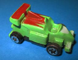 SPORT METAL CAR GREEN 3,5 CM. - Collectors & Unusuals - All Brands