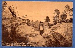 Canons -  Le Long Max  à Moere - Guerre 1914-18