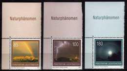 Liechtenstein - 2007 Natural Phenomena. MNH - Liechtenstein