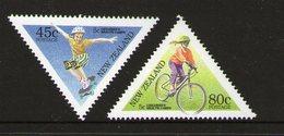 NEW ZEALAND, 1994 HEALTH 2 MNH - New Zealand