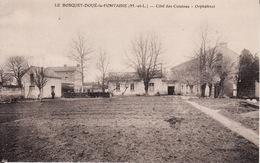 49 LE BOSQUET -- DOUE LA FONTAINE -- Côté Des Cuisines - Orphelinat - Doue La Fontaine