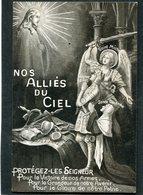 CPA - Nos Alliés Du Ciel - Protégez Les Seigneur - Guerre 1914-18