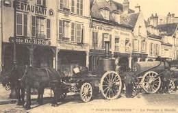 PARIS - La Pompe à Merde - Attelage De Chevaux - Cecodi N'936 - France