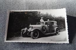 Photo Originale,voiture Ancètre,vieux Tacot ,11 Cm. / 7 Cm.Voiture Des Années 20: Minerva ? - Automobiles