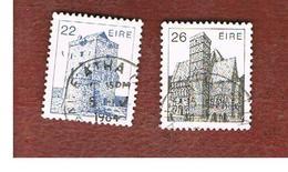 IRLANDA (IRELAND) -  SG 543.535   -    1982 IRISH ARCHITECTURE  -     USED - 1949-... Repubblica D'Irlanda