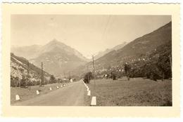 SUISSE  --  Route Du Simplon - Vue Vers Varsa ( Photo: Format 12 X 7.5 ) - Luoghi