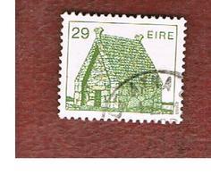 IRLANDA (IRELAND) -  SG 546   -    1982 IRISH ARCHITECTURE: ST. MACDARA CHURCH 29  -     USED - 1949-... Repubblica D'Irlanda