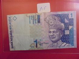 MALAYSIE 1 RUPIA CIRCULER BELLE QUALITE - Malaysie