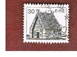 IRLANDA (IRELAND) -  SG 547   -    1983 IRISH ARCHITECTURE: ST. MACDARA CHURCH 30  -     USED - 1949-... Repubblica D'Irlanda