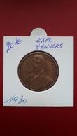 Medaille 1930 Expo D'Anvers 1930 - Belgique