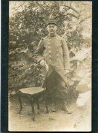 Carte Photo - Militaire - Guerre 1914-18