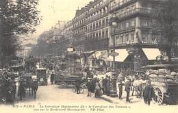 PARIS - Le Carrefour Montmartre Dit Le Carrefour Des Ecrasés - Cecodi N'448 - France