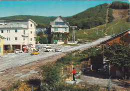 GAMBARIE D'ASPROMONTE   /  Alberghi - Villaggi Turistici - Sci - Tennis  _ Viaggiata - Reggio Calabria