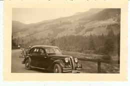 SUISSE  --  BERNE - Sur La Route D'Adelboden ( Photo: Format 12 X 7.5 ) - Lieux