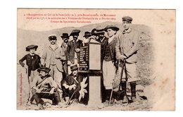 CPA 04 - Inauguration Au Col De La Pare ( 2661 M ) Près Barcelonnette , 1904 , Groupe De Spectateurs - Sin Clasificación
