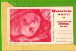 BUVARD & Blotting Paper : Pharmacie UVESTEROL Lippi PL 39  Complement De Lait - Produits Pharmaceutiques