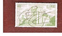 IRLANDA (IRELAND) -  SG 548b   -    1986 IRISH ARCHITECTURE: CAHIR CASTLE   -     USED - 1949-... Repubblica D'Irlanda