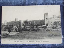 LA COUVERTOIRADE / COTE DU COUCHANT / JOLIE CARTE 1913 - Andere Gemeenten