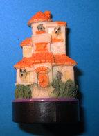 HALLOWEEN TIMBRINO A RULLO TIMBRE - Miniature