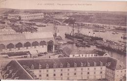 CPA - 1816. LORIENT Vue Panoramique Du Port De Guerre - Lorient
