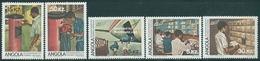 ANGOLA, 1983 185th Anniversary Of Post Office 5v MNH - Angola