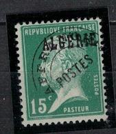 "ALGERIE  N° YVERT  :  PREO 4 ( "" ALGERIE"" Décalé à Droite )    NEUF SANS  CHARNIERES  (NSCH 1/21 ) - Algérie (1924-1962)"