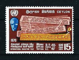 Ceilán (Sri Lanka) Nº 424 En Nuevo - Sri Lanka (Ceilán) (1948-...)