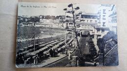"""Argentina - Mar Del Plata, Playa De Los Ingleses - """" Hotel Bella Vista"""" - 1959 - Argentina"""