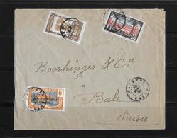 1930 FRANKREICH GABUN → Brief Mayumba Nach Basel - Briefe U. Dokumente