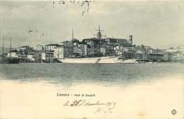 ALPES MARITIMES  CANNES Port Et Suquet - Cannes