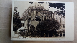 Bologna - Sacro Cuore, Abside E Armature Per I Nuovi Arconi Della Ricostruenda Cupola - 1933 - Bologna