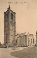 CPA - Belgique - Braine-le-Comte - Eglise St-Géry - Braine-le-Comte