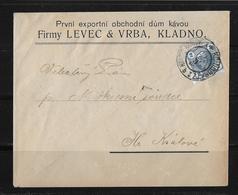 1906 ÖSTERREICH → Orts Brief Hradec Nach Kralove - Lettres & Documents