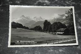 5399   MORSCHACH-AXEN-FELS, GOLFSPIELPLATZ UND URI- ROTSTOCK - SZ Schwyz
