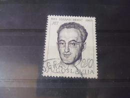 YOUGOSLAVIE YVERT N° 1200 - 1945-1992 République Fédérative Populaire De Yougoslavie