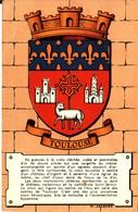 31 TOULOUSE -- Blason -- Héraldique Des Villes De France - Toulouse