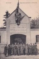 SAUJON     HOPITAL AUXILIAIRE  N° 109.    ENTREE - Guerre 1914-18