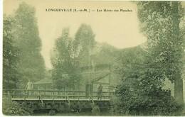 LONGUEVILLE (S.-et-M.) - Les Usines Des Planches - Autres Communes