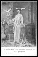 CARNEVALE AMBROSIANO DI MILANO DEL 1905 - LA REGINA DEL MERCATO DI PARIGI (1) - Manifestazioni