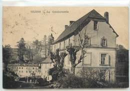 CPA 12 Aveyron Vezins La Gendarmerie - Autres Communes