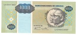 Angola 1000 Kwanzas 01/05/1995 UNC - Angola