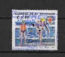 LOTE 1842  ///  EL SALVADOR USADO - El Salvador